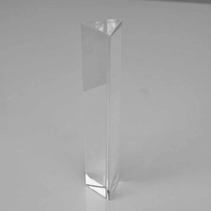 Призма хрустальная 150х30 мм для спецэффектов Fotokvant PRP-003