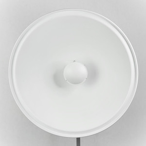 Софтрефлектор 70 см белый универсальный c адаптером Elinchrom Fotokvant SR-700W-EL