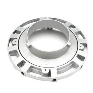 Fotokvant SR10-8-BW переходное кольцо для софтбокса с байонетом Bowens