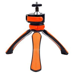 Мини-штатив настольный оранжевый Fotokvant TM-04O orange