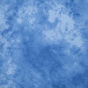 Fotokvant BG-3060TD20 фон тканевый 3х6 м пятнистый сине-голубой