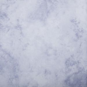 Фон тканевый 300х600 см художественный бело-синий Fotokvant BG-3060TD50