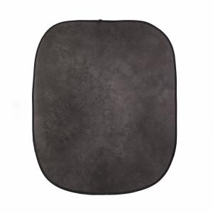 Фон складной на каркасе 1,8 х 2,1м темно-серый пятнистый Fotokvant BG-1821 Dark Grey Tie-dye
