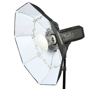 Раскладной софтрефлектор 70 см белый с байонетом Bowens серии Luna Beauty Phottix (82750)