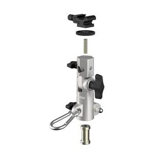 Кронштейн-крепление для накамерной вспышки и зонта на стойку Phottix Varos Pro S (87200)