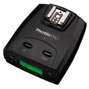 Дополнительный приемник для радиосинхронизатора вспышек Nikon Phottix Odin II TTL (89067)
