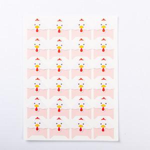 Уголки для фотоальбомов цыпленок Albonny PC-004 Chicken