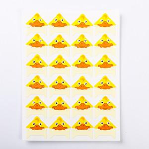Уголки для фотоальбомов утенок Albonny PC-005 Duck