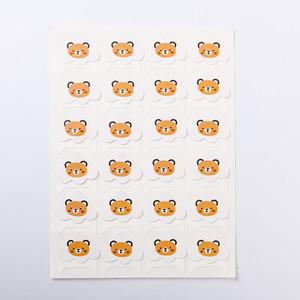 Уголки для фотоальбомов медвежонок Albonny PC-008 Bear