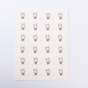 Уголки для фотоальбомов белый кролик Albonny PC-012 White bunny