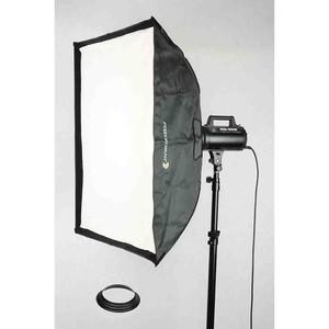 Софтбокс 60х60 см с адаптером Hensel Fotokvant SB-6060HE