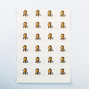 Уголки для фотоальбомов мартышка Albonny PC-016 Marmoset