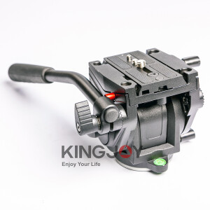 Видеоголова штативная KingJoy VT-3510