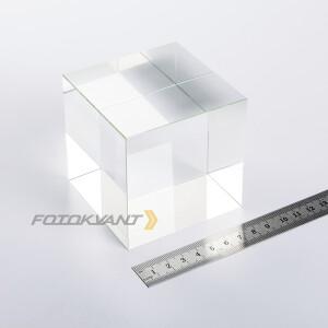 Куб хрустальный 80 мм для спецэффектов Fotokvant PRQ-003