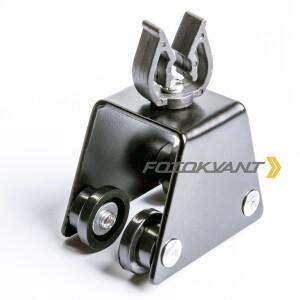 Каретка крепления силового кабеля для подвесной системы Fotokvant TRD-03