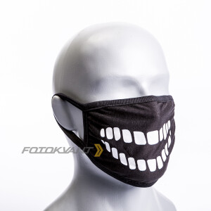 Маска для фотографов 33 зуба размер M Fotokvant Mask-06M 33 tooth