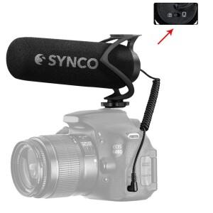 Микрофон накамерный Synco Lav-WMic-M2