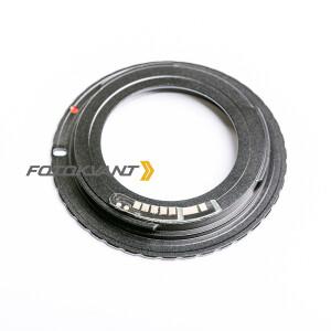 Переходное кольцо M42-EOS Canon с новым чипом Fotokvant LAD M42 CHIP-2 Canon