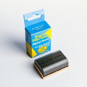 Аккумуляторная батарея ёмкостью 2000 mAh Fotokvant LP-E6