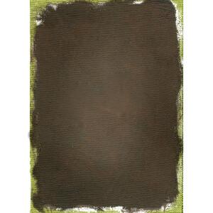 Фон-холст 220х150см темно-коричневая виньетка Темнейший BH-2215-brown blue vignette dark