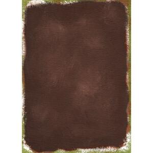 Фон-холст 220х150см коричневый Темнейший BH-2215-brown spot dark