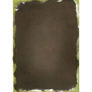 Фон-холст 220х300см темно-коричневая виньетка Темнейший BH-2230-brown blue vignette dark