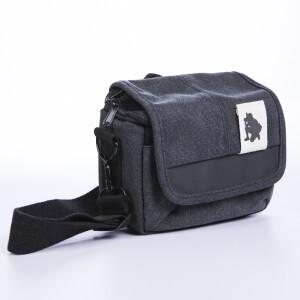 Сумка для фотоаппарата цвет серый Fotokvant BBN-02 Grey