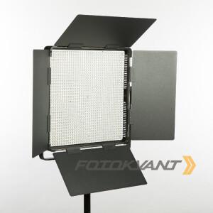 Светодиодный осветитель c пультом д/у 108Вт 3200K-5600K Fotokvant LED-1296AS