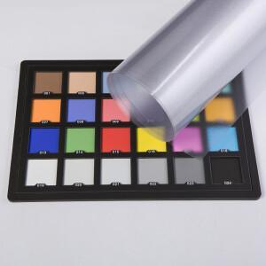 Фон пластиковый белый просветной 1х1,4 м Wansen PB-1014-03 White translucent