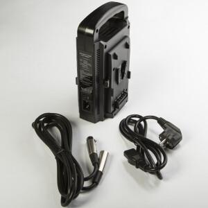 Зарядное устройство для двух аккумуляторов серии V-mount Fotokvant BP-2CH