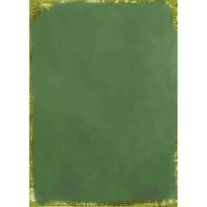 Фон-холст 220х150см темно зеленый Темнейший BH-2215-green spot dark
