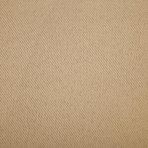 Шторы-блэкаут цвет крем-брюле на рукаве 1 м Fotokvant Fotokvant BQK-CB