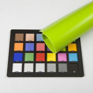 Фон пластиковый салатовый матовый 0.7х1 м Wansen PB-0710-05 Light green mat
