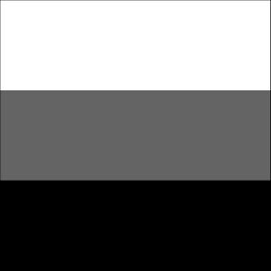 Комплект фонов пластиковых 0.7х1 м черный серый белый Wansen KIT-01
