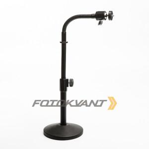 Кронштейн-крепление на подставке для легких камер и освещения Fotokvant LSS-21