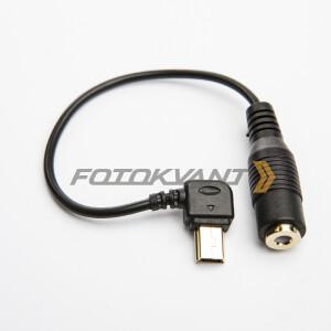 Микрофонный адаптер для камер GoPro Fotokvant MAC-16