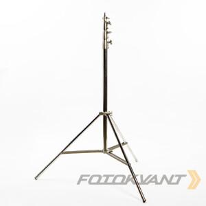 Стойка для оборудования стального цвета Fotokvant LS-4000S