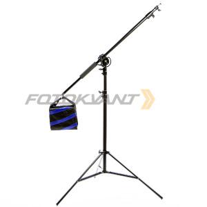 Стойка-журавль 300 см для студийного оборудования Fotokvant LSB-1800