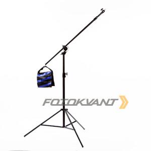 Стойка-журавль 400 см для студийного оборудования Fotokvant LSB-1900