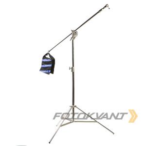 Стойка-журавль 400 см для студийного оборудования Fotokvant LSB-1950S