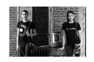 Стильные футболки для себя и друзей с фотографической тематикой.